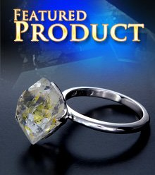 Featured product - Herkimer Diamond Quartz