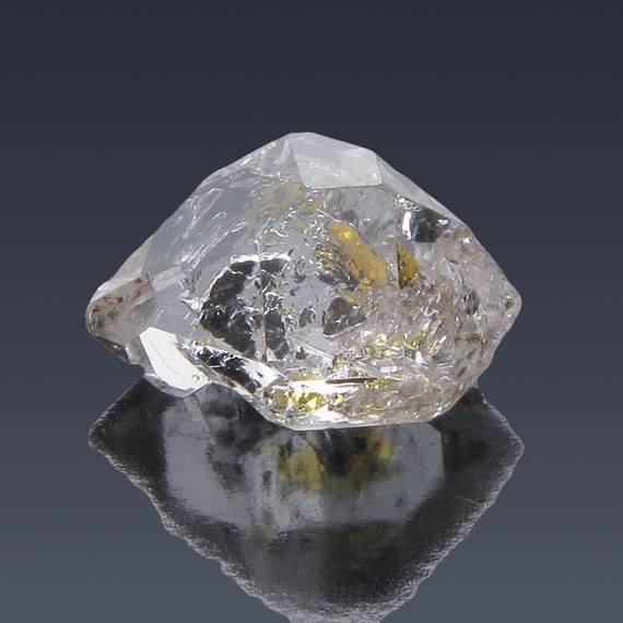 23.61ct Herkimer Diamond Quartz Crystal 22mm x 15mm-217C231-B-30