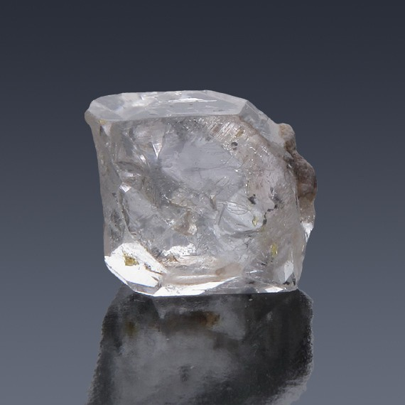 17.77ct Herkimer Diamond Quartz Crystal 20mm x 16mm-217C308-B-30