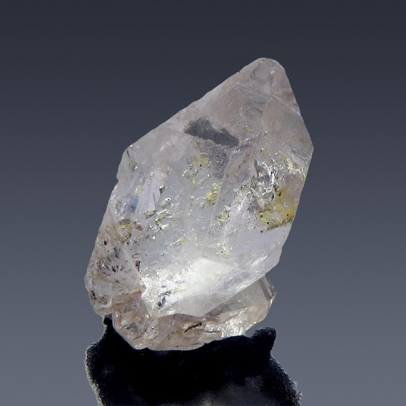 14.14ct Herkimer Diamond Quartz Crystal 18mm x 12mm-217C387-B-30