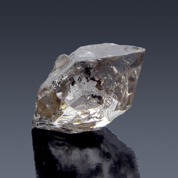15.74ct Herkimer Diamond Quartz Crystal 20mm x 13mm-217C395-B-30