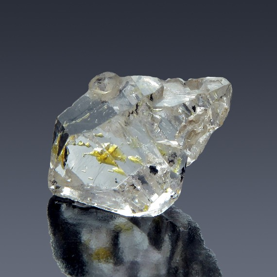 13.33ct Herkimer Diamond Quartz Crystal 19mm x 13mm-217C400-B-30