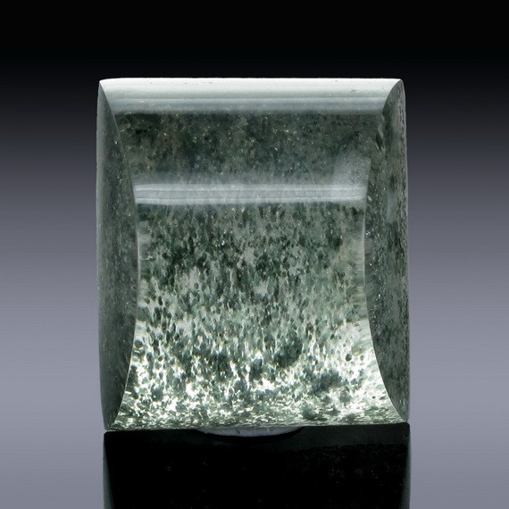 57.0ct Chlorite Quartz Crystal 22mm x 19mm x 14mm-947A010-30