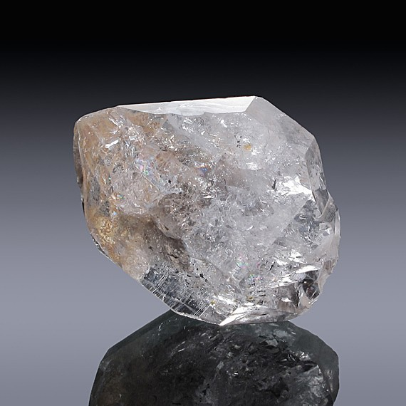 75.5ct Herkimer Diamond Quartz Female Crystal 33mm x 26mm-109C005-D-30