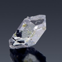 13.68ct Herkimer Diamond Quartz Crystal 20mm x 11mm-217B137-B-20
