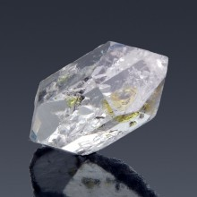 17.81ct Herkimer Diamond Quartz Crystal 17mm x 12mm-217B172-B-20