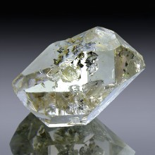 15.40ct Herkimer Diamond Quartz Crystal 19mm x 14mm-217B408-20