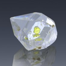 6.72ct Herkimer Diamond Quartz Crystal 14mm x 11mm-954A163-20