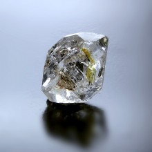 24.73ct Herkimer Diamond Quartz Crystal 23mm x 17mm-217C254-20