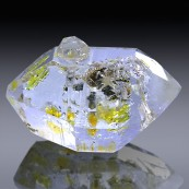 42.07ct Museum Grade Herkimer Diamond Quartz Crystals 29mm x 17mm
